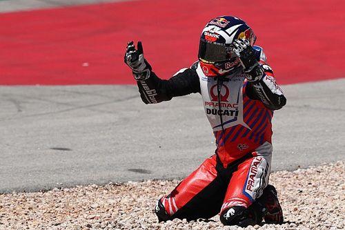 Galeri MotoGP Portugal: Deretan Korban Portimao