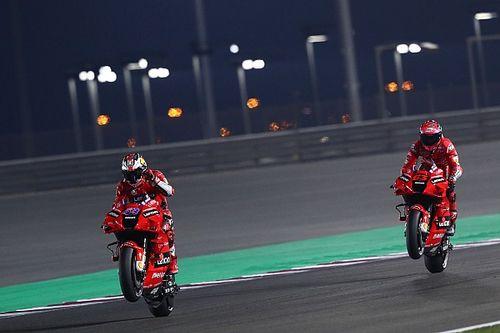 Bagnaia Tak Merasa Jadi Pembalap Nomor Dua di Ducati