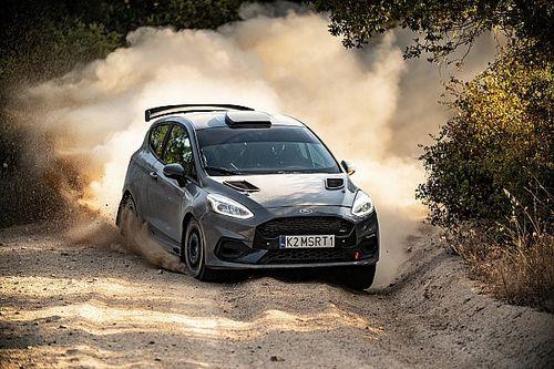 Fiesta Rally3 zaprezentowana