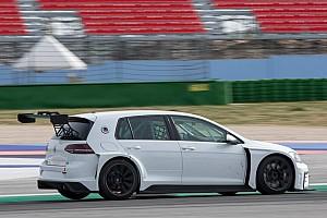 Gnutti e Palanti in equipaggio nel TCR DSG Endurance sulla Golf di Elite Motorsport