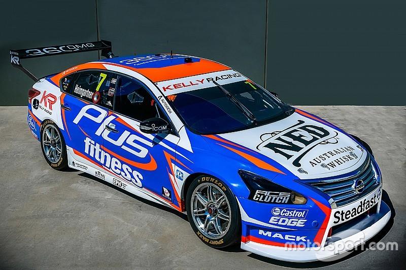 Heimgartner Nissan revealed ahead of Supercars opener