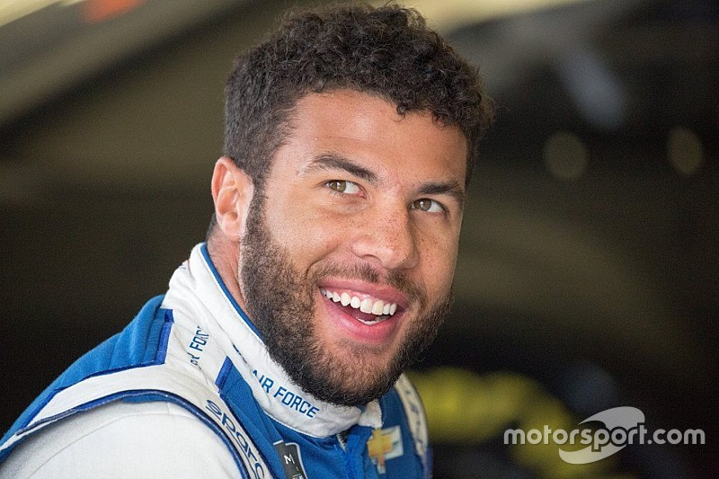 Bubba Wallace rejects