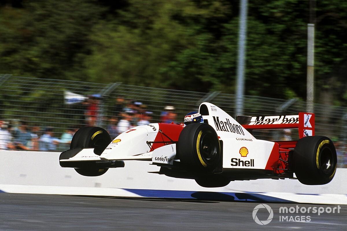 Motorsport-Momente: Mika Häkkinen als