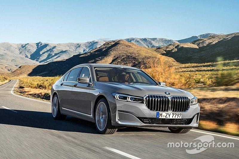 BMW оновила флагманський седан 7 Series