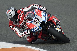 Petrucci emotioneel na debuut Ducati: