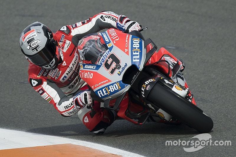 Petrucci: Estreia com Ducati foi como