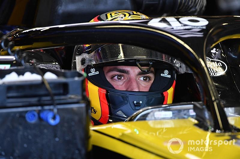Sainz en piste avec McLaren la semaine prochaine