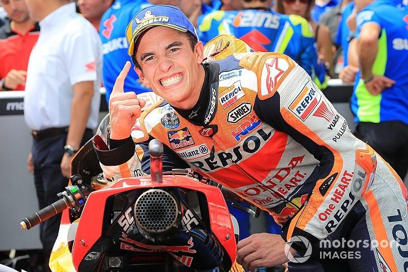 Márquez élu meilleur pilote moto 2018 lors des Autosport Awards