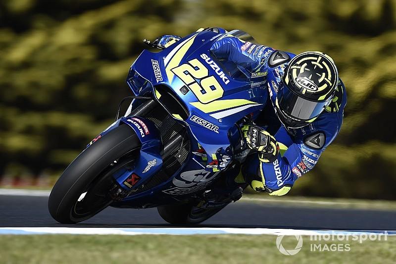 FP4 MotoGP Australia: Iannone di depan duo Yamaha, Syahrin 10 besar