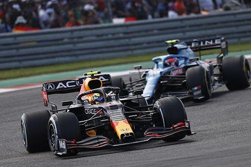 """F1: Doente, Pérez diz que estava em """"modo de sobrevivência"""" no GP dos EUA"""