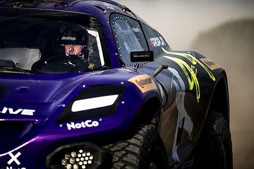 X44 heads Island X-Prix practice amid further mechanical concerns