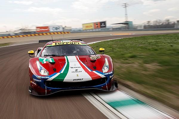 Tante rivali sulla strada della Ferrari in classe GTE