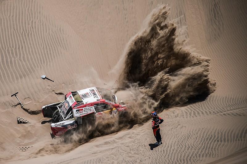 Встреча с пустыней. Самые важные события первой половины «Дакара»