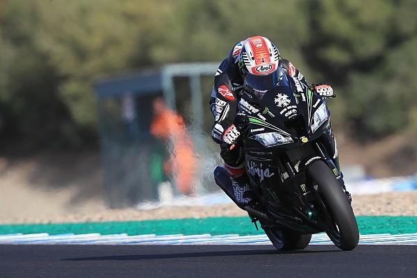 WSBK Résumé d'essais Essais Jerez - Le meilleur temps et le record de la piste pour Rea!