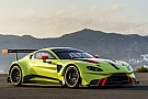 Aston Martin launches 2018 Vantage GTE contender