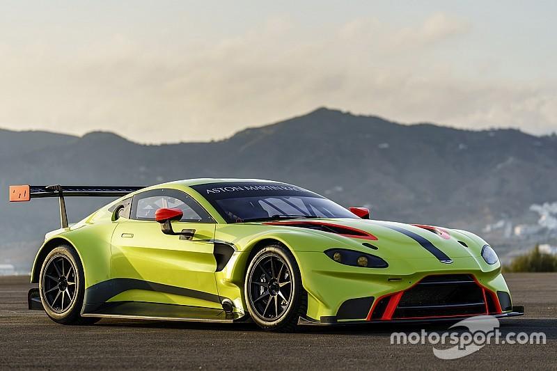 アストンマーチン、新型ヴァンテージ GTEを発表。ロードカーも公開