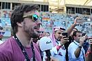 WEC Fernando Alonso probará el Toyota de WEC en Bahrein