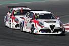 Finale consistente per le Alfa Romeo a Dubai