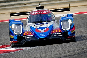 WEC Breaking news Oreca: Rebellion LMP1