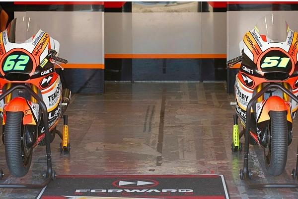Moto2 Forward Racing: a Jerez il via all'era Manzi-Granado!
