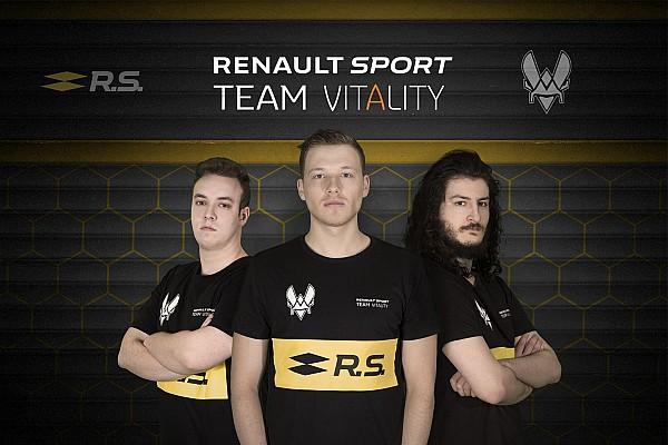 eSports Nieuws Renault lanceert als eerste F1-renstal eigen eSports-team