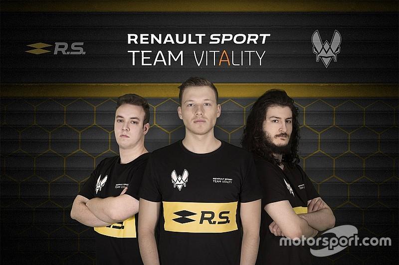 Renault lanceert als eerste F1-renstal eigen eSports-team
