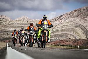 Dakar Resumen de la etapa VIDEO: La etapa 10 para autos y motos del Dakar