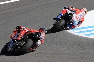 MotoGP Breaking news Dovizioso-Lorenzo-Pedrosa terlibat kecelakaan besar