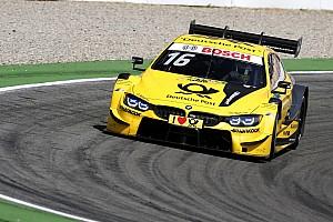 DTM Crónica de Clasificación Timo Glock logra su quinta pole position en el DTM
