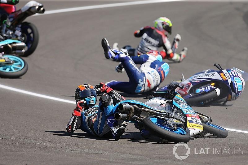 Canet saldrá último en Le Mans tras ser sancionado por el incidente en Jerez