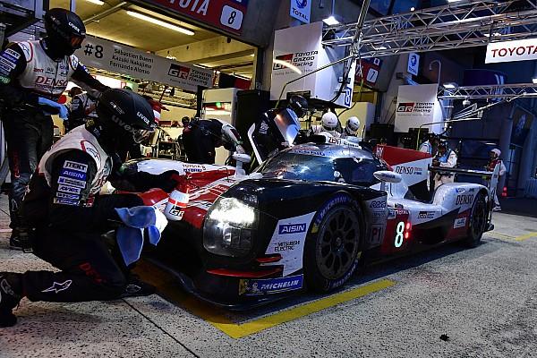 Le Mans トヨタTDのパスカル・バセロン「技術的な問題は何もなかった」
