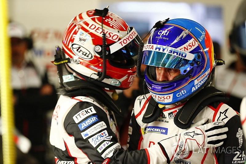 Alonso over pole Le Mans:
