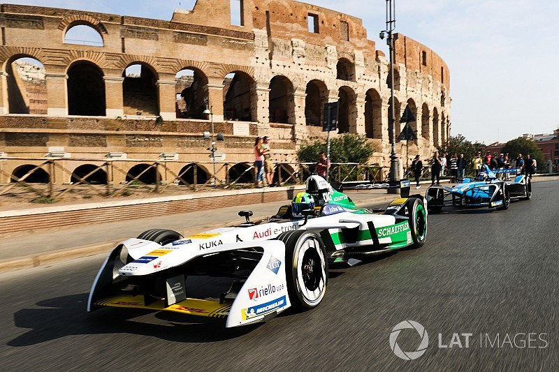 Fórmula E revela layout do ePrix de Roma