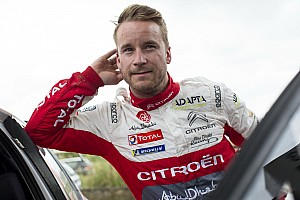 WRC Breaking news Ostberg replaces Meeke at Citroen
