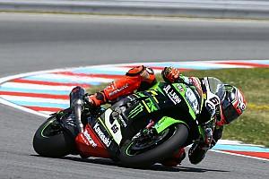 World Superbike Breaking news Sykes'