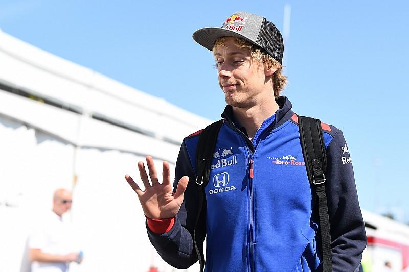Toro Rosso: Hartley tira un sospiro di sollievo dopo aver meritato la conferma