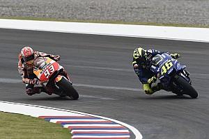 MotoGP Últimas notícias Nova guerra Rossi x Márquez; as frases do fim de semana