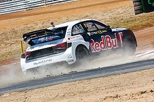 Rallycross-WM News Mattias Ekström: Neuer WRX-Audi bisher nur am Computer