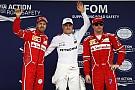 La parrilla de salida del GP de Brasil de F1 con todas las sanciones