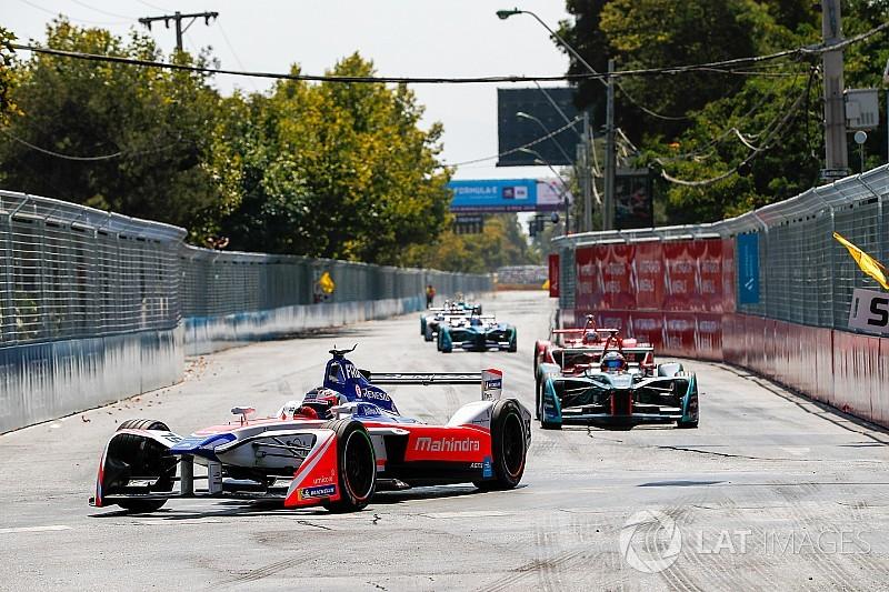Sucesso na F-E pode render chance na F1, confia Rosenqvist