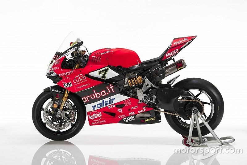 Die technischen Daten der Ducati Panigale R (2018)