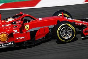 Formula 1 Breaking news Vettel sebut tiga masalah yang harus dibenahi Ferrari