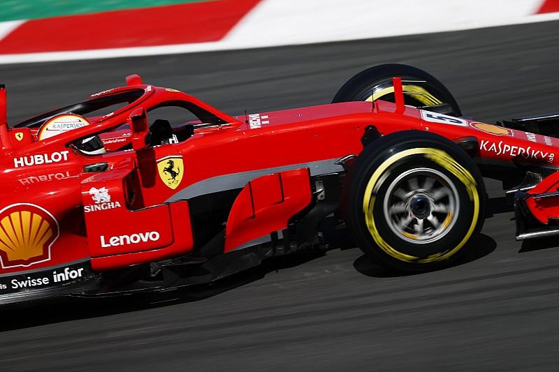 Феттель назвав три наявні проблеми Ferrari