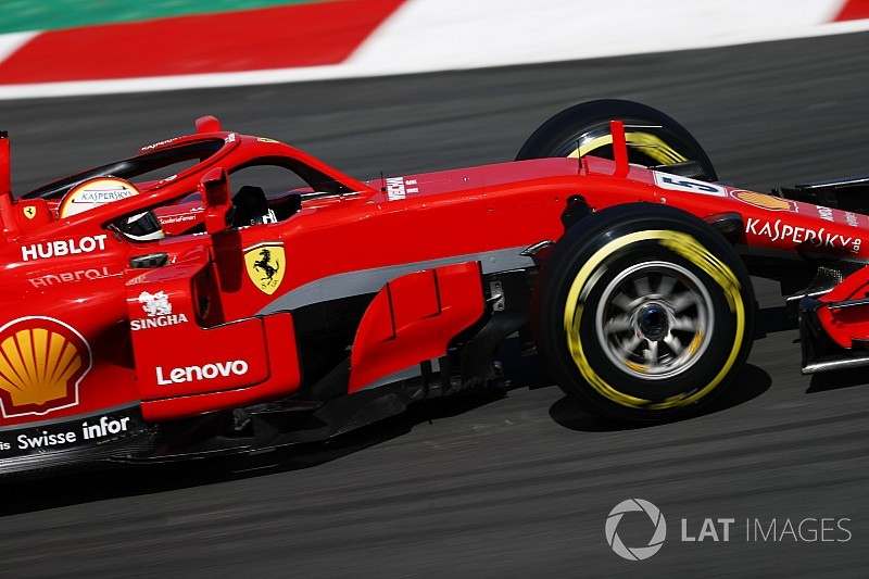 Vettel names three problems for Ferrari to solve