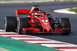 Формула 1 Отчет о тестах Феттель с рекордом трассы стал быстрейшим в первой половине четверга