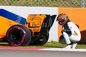 Forma-1 Motorsport.com hírek A McLarent az élmezőnybe várták, ehelyett marad a középmezőny közepe?