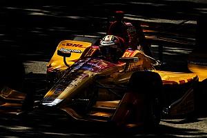 IndyCar Résumé d'essais libres Warm-up - Hunter-Reay retrouve des couleurs