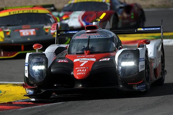 WEC Nürburgring: Toyota klopt Porsche voor pole