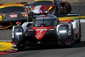 WEC Kwalificatieverslag WEC Nürburgring: Toyota klopt Porsche voor pole