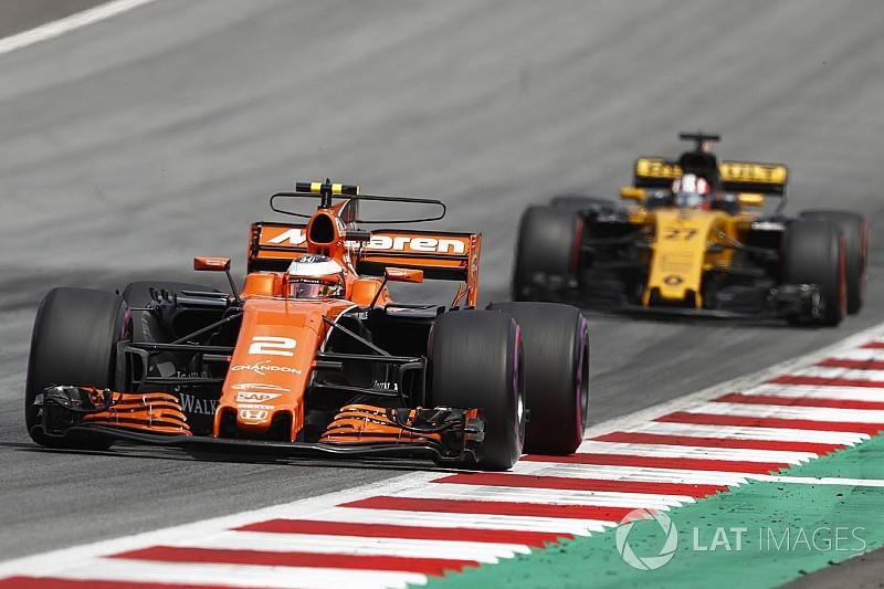 Officiel - McLaren avec Renault à partir de 2018